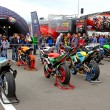 Russian stage of the Superbike World Championship, on July 21, 2013, in Moscow Raceway, Moscow, Russia. — Stock Photo #28656233