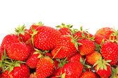 Juicy fresh strawberries — Stock Photo