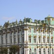Building of the Hermitage in St. Petersburg — Stock Photo