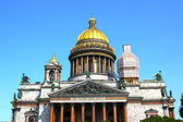 St. Isaac's Cathedral in St. Petersburg — Stock fotografie