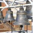 Stock Photo: Bells near St. Isaac's Cathedral in St. Petersburg