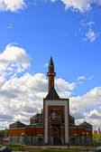 Muslim mosque — Stock Photo