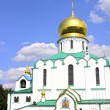 Feodorovsky Sovereign's Cathedral in Pushkin (Leningrad regi — Stock Photo #41054831