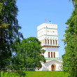 White Tower in Tsarskoye Selo (Leningrad region) — Stock Photo #41325423