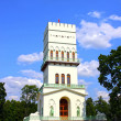 White Tower in Tsarskoye Selo (Leningrad region) — Stock Photo #41396961