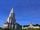 Ascension Church in Kolomenskoye park in Moscow — Stockfoto