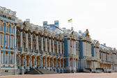 The Catherine Palace in Pushkin (Leningrad region) in Pushkin — Foto de Stock