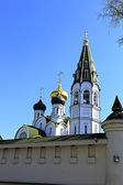 Church of St. Prince Alexander Nevsky — Stock Photo