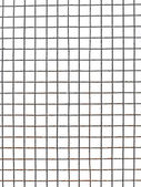 Background texture of metal mesh cells isolated — Stock Photo