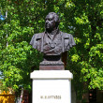 Monument to M. Kutuzov — Stock Photo #50313079