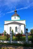 ミンスクでの聖者ピーターおよびポール教会の教会 — ストック写真