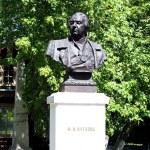 Monument to Kutuzov — Stock Photo #50642563