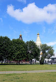 Memorial Church of All Saints in Minsk — Stock Photo