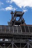 Vecchia fabbrica oggi — Foto Stock