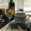 Casual table setting — Stockfoto #35570205