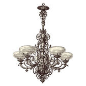 Elegant chandelier — Vetorial Stock