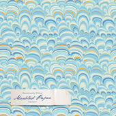 Seamless marbled paper pattern — Stock Vector