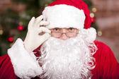 Good Santa Claus — Stock Photo