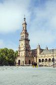 Seville, Spain Square. — Stock Photo