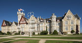 Magdalena palace in Santander, Cantabria, Spain. — Stock Photo