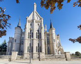 Episcopal Palace in Astorga, Leon, Spain. — Stock Photo