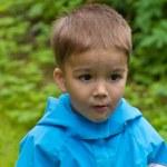 Portrait of the boy — Stock Photo #12142645