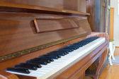 Eski piyano — Stok fotoğraf