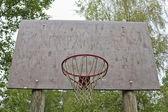 Баскетбольное правление — Стоковое фото