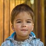 Portrait of the boy — Stock Photo #13188948