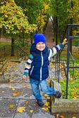 Portrait of the boy — Stockfoto