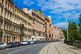 City street — Stock Photo