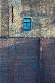 Lonely small window — Foto de Stock