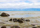 Zeekust — Stockfoto