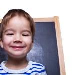 portret chłopca, szczęśliwy — Zdjęcie stockowe #16310801