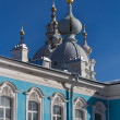 Stock Photo: Smolny Cathedral (Church of Resurrection)