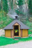 Haus grill — Stockfoto
