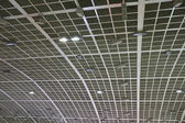 Ceiling stadium — Stock Photo
