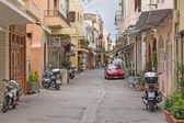 The historic city of Chania. — 图库照片