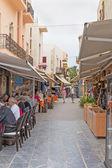 The historic city of Chania. — Stock Photo