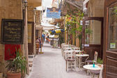 The historic city of Chania. — Stock Photo