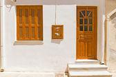Mediterranean architecture detail — Stok fotoğraf