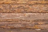 Muur van planken — Stockfoto