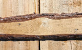 Pine boards — Stock Photo