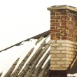 Old chimney — Stock Photo