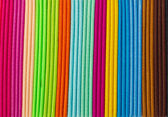 Colorful hair bands . — Stock Photo