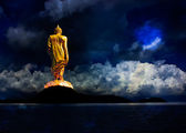 Buddha statue . — Stock Photo