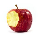 Apple bites — Stock Photo