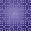 Star abstract vintage on purple background. — Stock Photo