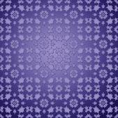 Gwiazda starodawny streszczenie na fioletowym tle. — Zdjęcie stockowe