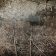 Stock Photo: Along disused rail lines photos.